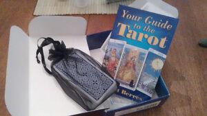 Tarot cards stocking stuffer!
