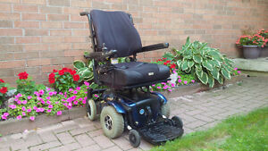 Jet 3 ultra electric wheel chair