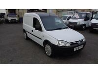 Vauxhall Combo 1.3CDTi With Left Hand Side Door