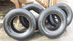 Just like new Michelin Tires for sale