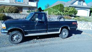 1996 Ford F250 XLT