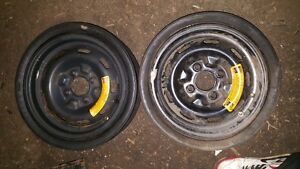 Datsun 260Z 280Z SPACE SAVER SPARE TIRE  one is for 78 and down