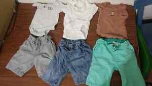 Boys summer size 12 months lot only $8 London Ontario image 1