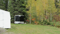 RV Storage on Private Property- Reasonable Rates