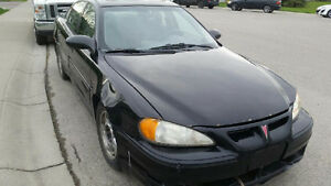 2003 Pontiac Grand Am $1100 OBO