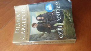 Outlander Series - 1ST Novel