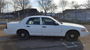 2011 Ford Crown Victoria police pack