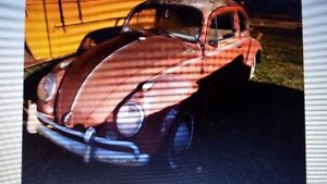 wanted old vw bug