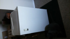 Mini freezer. Good as new!
