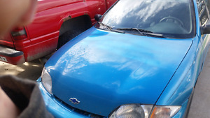 REDUCED Chevy cavalier for sale