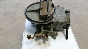 Carburateur holley
