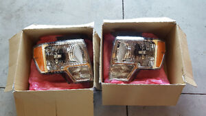 2013 Ford f150 headlights