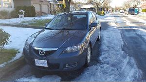 2008 Mazda3 2L Sedan