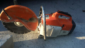 Stihl ts 400 quick cut