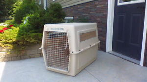 Dog Kennel for larger dog and Small pet cage