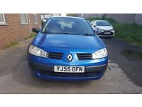 2005 Renault Megane £600 offers welcome