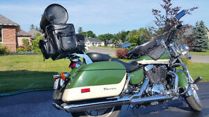 1999 Honda Shadow Ace Touring VT1100T