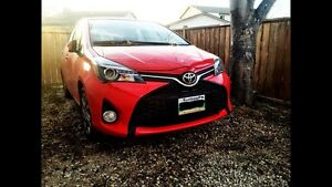 Barely Used Toyota Yaris 2015 SE with starter