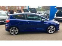 2018 Ford Fiesta 1.0T ECOBOOST 140PS ST-LINE Manual Hatchback Petrol Manual