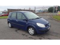 2006 06 PLATE RENAULT SCENIC SI OASIS VVT 1.6 PETROL