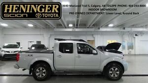 2012 Nissan Frontier King Cab PRO-4X-V6 4X4 at