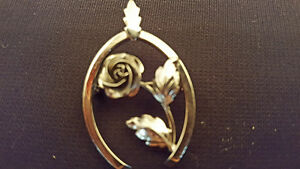 Sterling silver 925 brooch