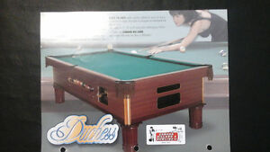 COIN OPERATED POOL TABLES Kingston Kingston Area image 2