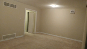 BEAUTIFUL Basement apartment for RENT near SQUARE ONE