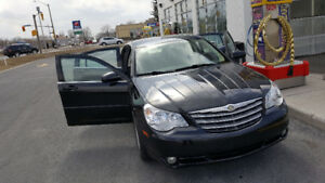 2009 Chrysler Sebring, leather, sunroof, reduced for quick sale