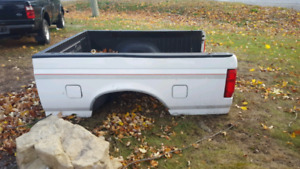 1984 1998 Ford short box Southern rust free
