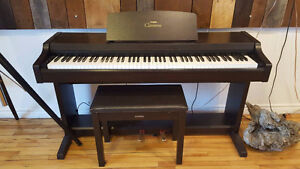 Piano électrique Yamaha Clavinova