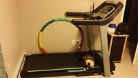 95% new Horizon Treadmill CT5.3 for running/ fitness