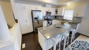 Stunning Executive Freehold End Unit Townhouse
