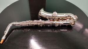 Vintage Conn C Melody Sax in awesome condition