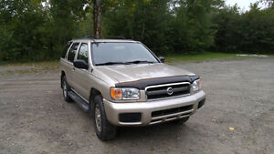 2003 Nissan Pathfinder Chilkoot VUS