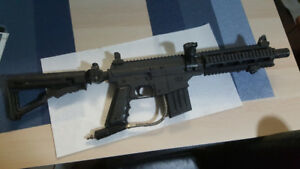 Tippmann Sierra One Paintball Kit