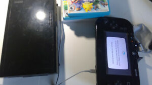 Wii U console, Games, and accessories