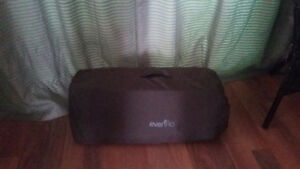Evenflo playpen with baby station $60 obo