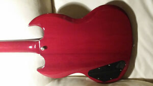 Epiphone SG Standard Pro Electric Guitar - Cherry Kitchener / Waterloo Kitchener Area image 10