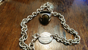 Tiffany and co 925 silver