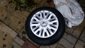 VW Golf 195/65R15 Nord Frost 5x112