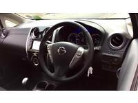 2017 Nissan Note ACENTA PREMIUM Manual Petrol Hatchback