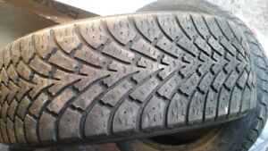 Goodyear Nordic snow tires