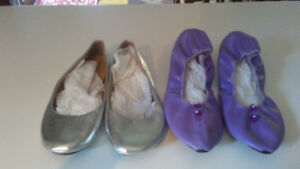 DANCE, YOGA, FITNESS, LOUNGING SLIPPERS