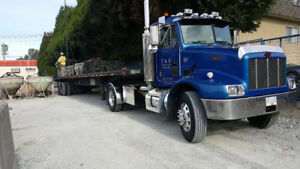 2004 Peterbilt 330 Day Cab S/A Tractor