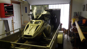 2006 touring ski doo for sale. 600 cc. loaded excellent conditio