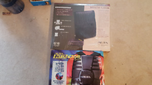 Brand New Sealed Aura Interactor Cushion and vest VR game wear
