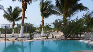 Mexican Beach furnished apartment $500 USD/month
