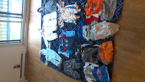 Batch of baby boy clothes!!