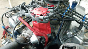 1979 Ford 302 engine and C4 transmission